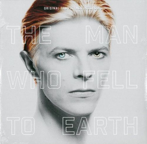 The Man Who Fell To Earth - Original Soundtrack Vinyl Record LP UMC 2016